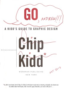 2.Go, A Kidd's Guide to Graphic Design 2